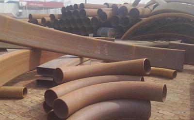 碳钢煨制弯管